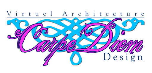 Carpe diem Design Logo