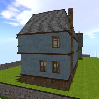 Fachwerk House 2 - side 2