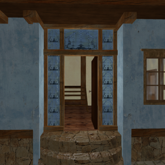 Fachwerk House 2 - Entrance
